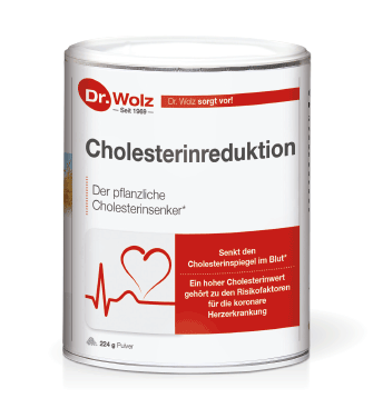 Cholesterinreduktion
