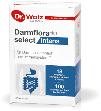 Darmflora plus select intens